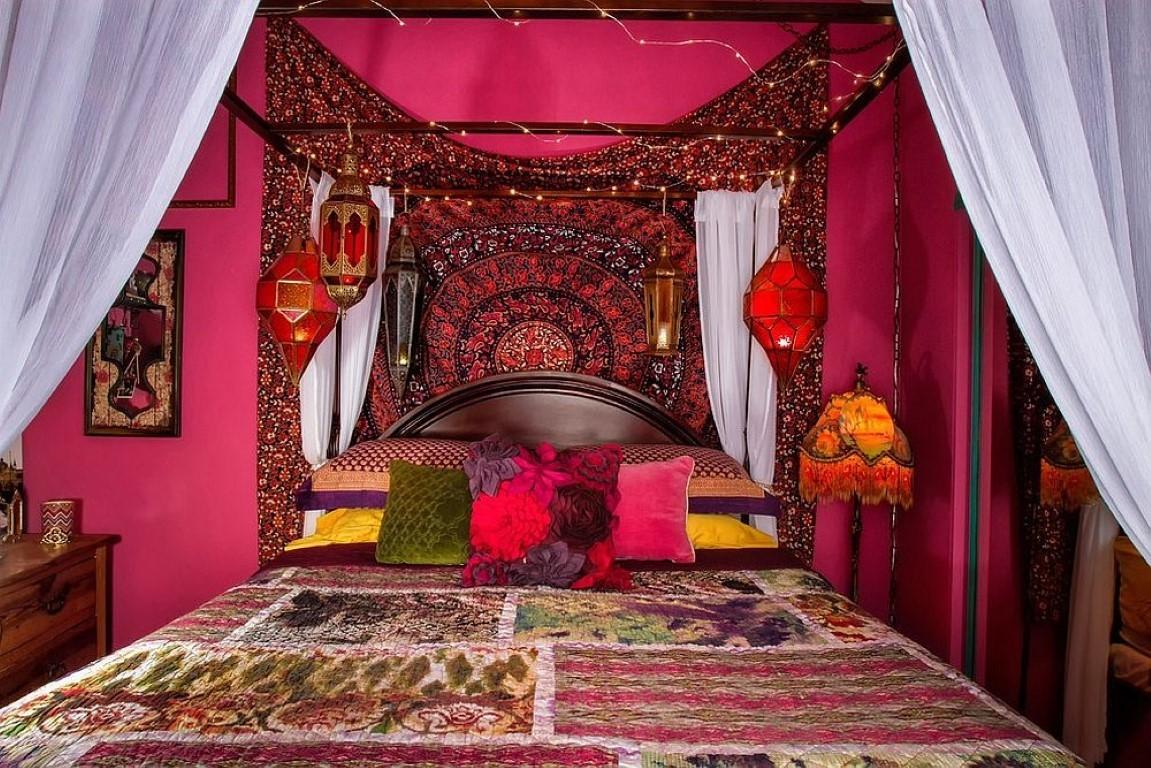 Картинки индийская комната