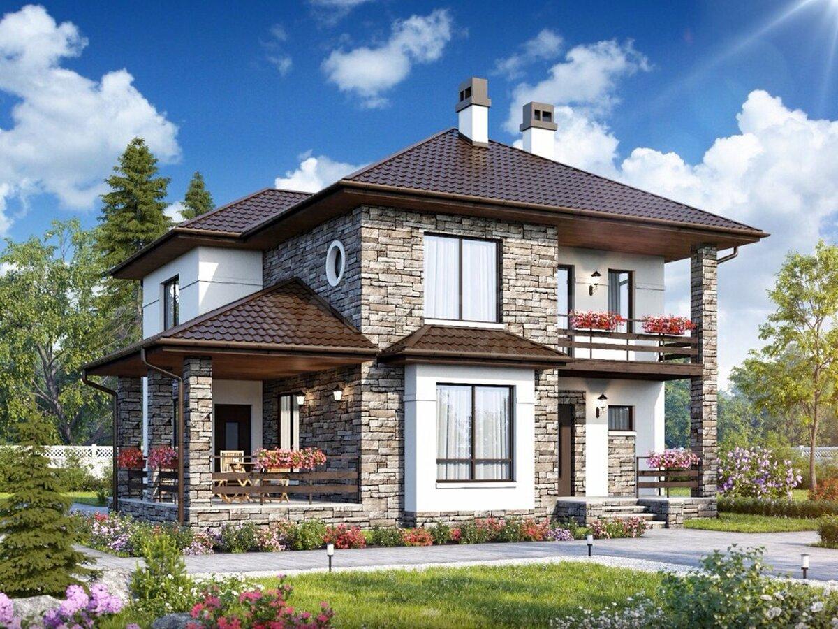 марка это фото красивых домов в украине модные