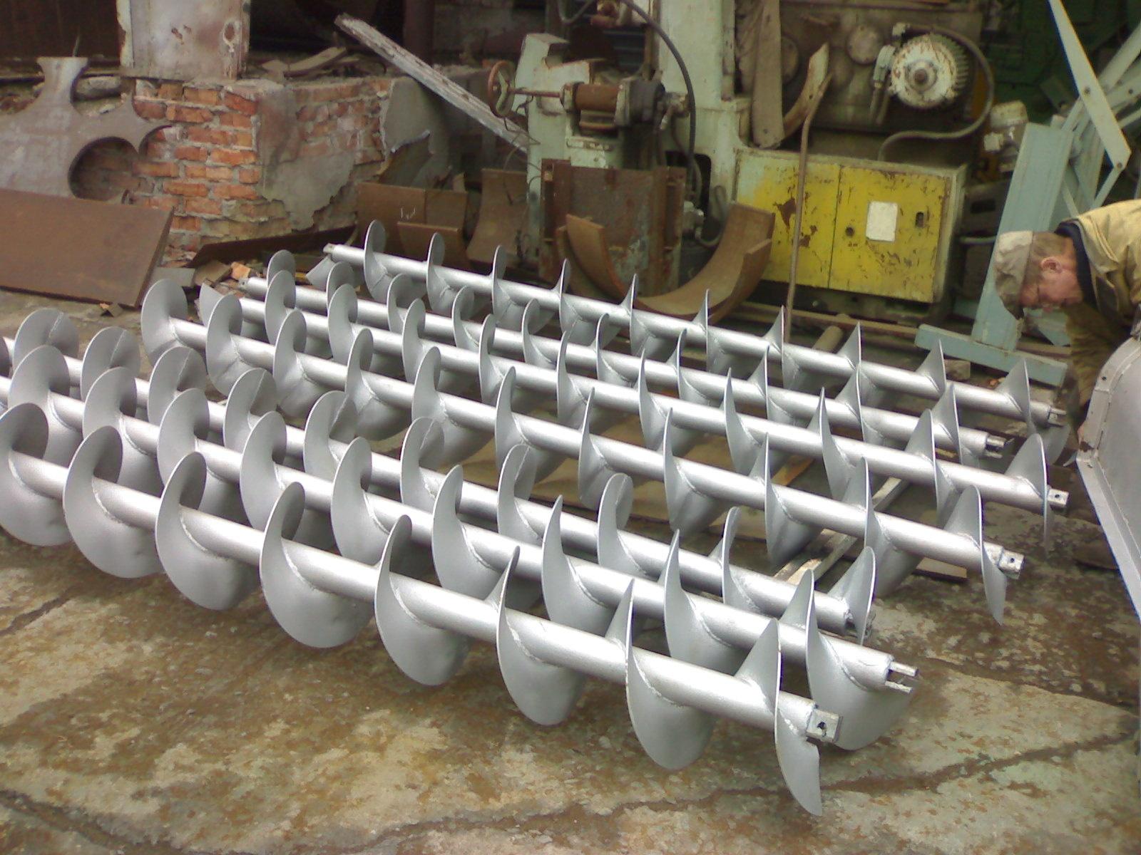 Производство шнековых транспортеров подвесные конвейеры расчет